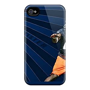 Iphone 6 QvI755whsy Customized Beautiful Chicago Bears Pattern Shock-Absorbing Hard Phone Case -JohnPrimeauMaurice