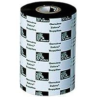 Zebra 05095GS11007 Thermal Transfer Resin Ribbon (4.33 x 244) 5095 High Performance, 12 Rolls