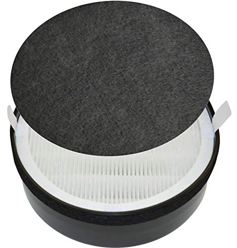 GENIANI Air Purifier 3-in-1 True HEPA Replacement Filter (G-2000-FL) (1 Pack)