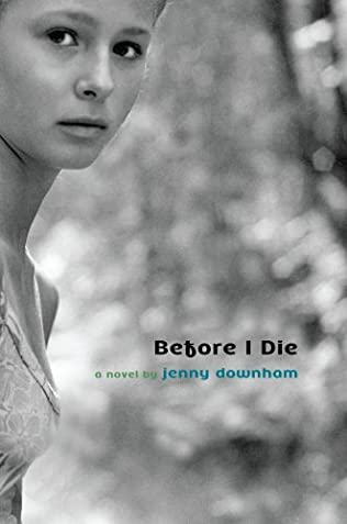 book cover of Before I Die