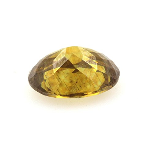 Sphalerite jaune. 2.86 cts. Madan, Bulgarie