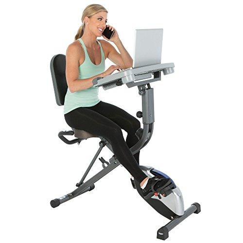 Get Exerpeutic Workfit 1000 Fully Adjustable Desk Folding