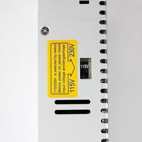 ARCELI DC 24V15A 360W Switching Power Supply Transformer Regulated for LED Strip Light Radio Computer Project etc. CCTV