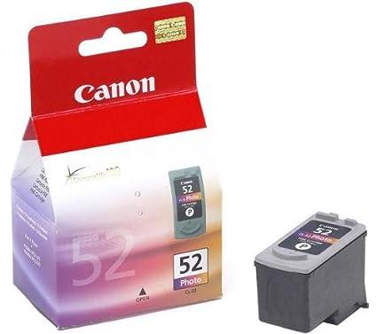 Canon CL-52 - Cartucho de Tinta para impresoras (Negro, Cian ...