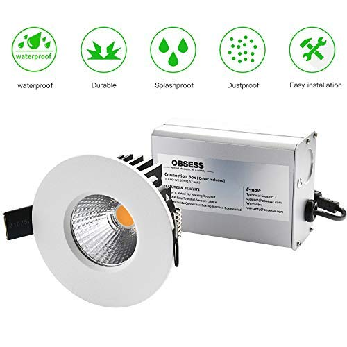 Ip65 Led Shower Light