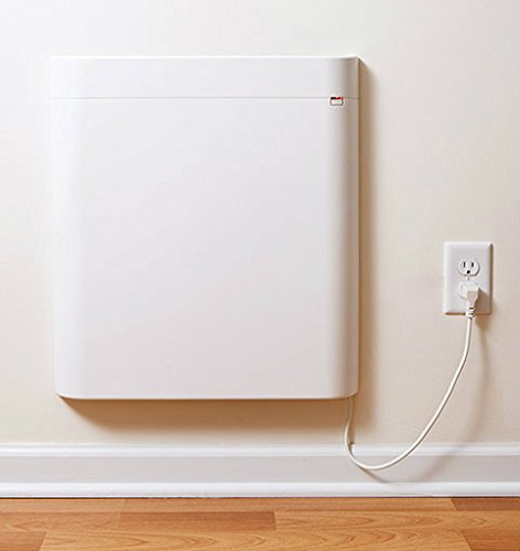 Designer Electric Wall Heaters intelli heat electric heaters designer Amazoncom Envi High Efficiency Electric Panel Whole Room Heater White Home Kitchen