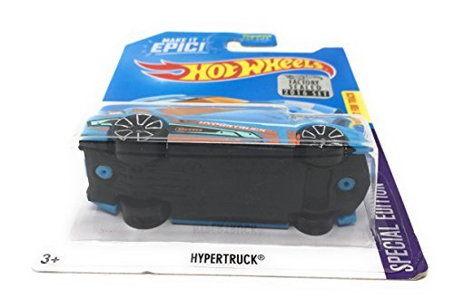 2016 Hot Wheels Scavenger Hunt Special Edition – Hypertruck – Includes Factory Sealed Set Sticker
