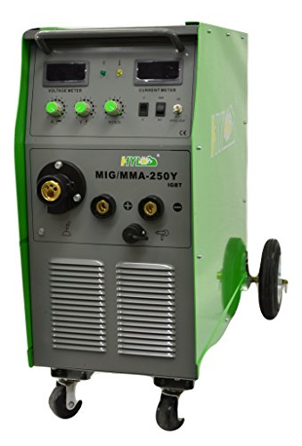HYL MIG 250Y Welder WHEN YOURE SERIOUS ABOUT WELDING 60 DUTY