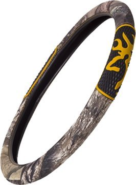 (Browning Camo Steering Wheel Cover | Country, Single)