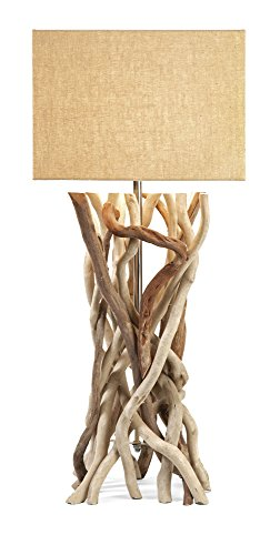 Imax 89906 Explorer Drift Wood Table Lamp