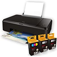 Kodak Verite Wireless Color Photo Printer with Scanner & Copier (V65MEGA3ECO/37)