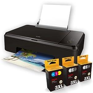 Kodak Verité 65 Eco Wireless Inkjet Printer with 3XL Cartridge