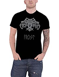 Frost Official Mens New Black T Shirt