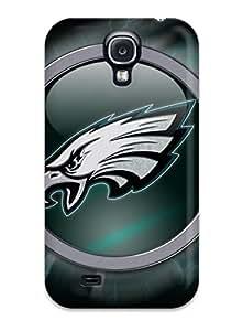 Premium [FbPDoph1801SFadY]philadelphia Eagles Case For Galaxy S4- Eco-friendly Packaging
