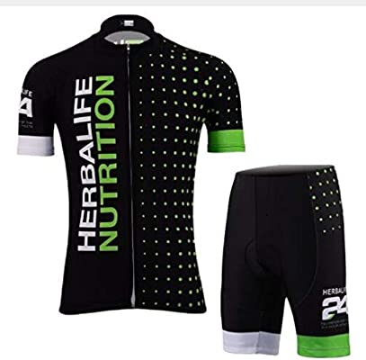 Mens Short Sleeve Cycling Jersey Black Color Mens Cycling Jersey Cycling top
