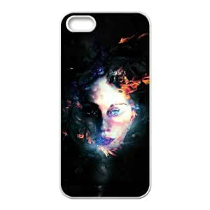 Ghost Original New Print DIY Phone Case for Iphone 5,5S,personalized case cover ygtg547069