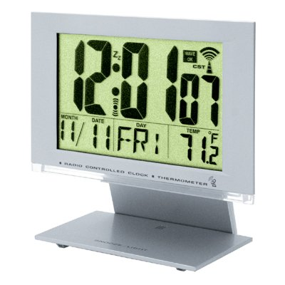 UPC 661265032436, Jumbo Digit LCD Atomic Clock