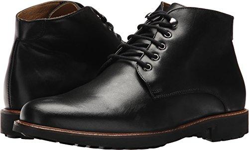 Massimo Matteo Men's 5-Eye Chukka Boot Black 10 D US