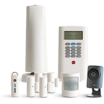 Simplisafe Wireless Home Security Command Bravo W Camera
