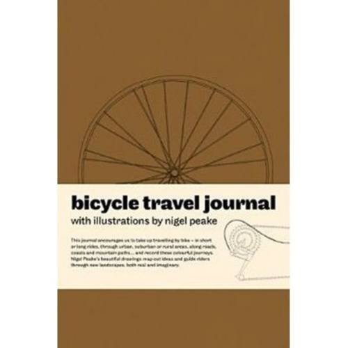 Bicycle Journal - Bicycle Travel Journal