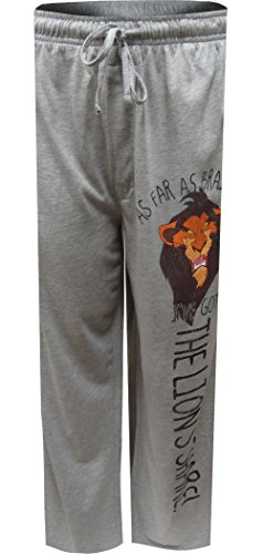 Disney's Lion King Scar The Lions Share Loungepant for men