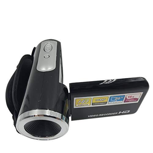 Dalkeyie XD22 16MP HD 1280x720 2.0inch 16X Digital Camera Children Toy Video Recorder