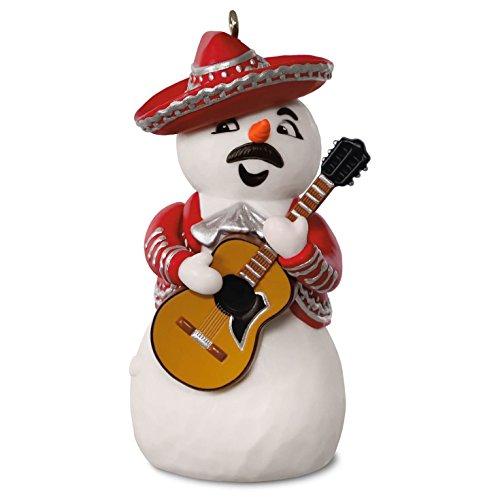 Hallmark 2016 Feliz Navidad Musical Ornament