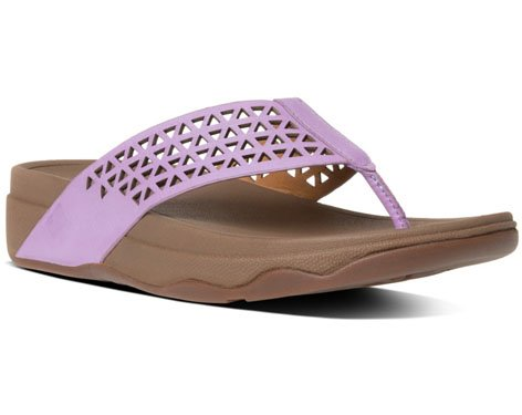 Fitflop Lattice Surfa Mujeres Sandal Dusty Lilac