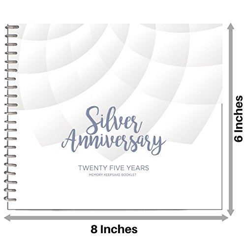 Unusual Silver Wedding Anniversary Gifts: 25TH ANNIVERSARY GIFTS FOR COUPLES BY YEAR