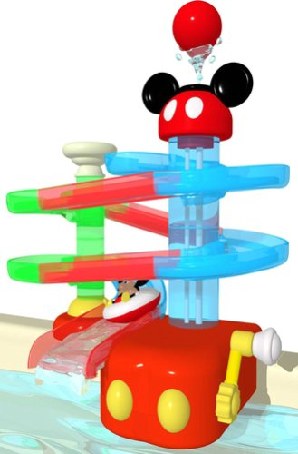 Mickey Mouse Club House slider round and round by Pilot