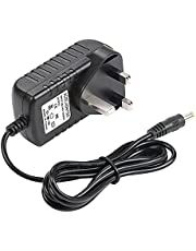 HM&CL 24V AC/DC Adapter Replacement for Kessil H80 Tuna Flora A80 Tuna Blue Sun 15 Watt Nano Reef Aquarium LED Light 24VDC Power Supply Cord Cable PS Wall Home Battery Charger Mains PSU