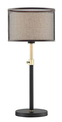 Lite Source Elena Coffee Metal Table Lamp (Elena Table Coffee)