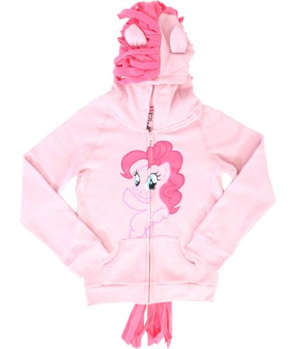 (Little Girls' My Little Pony Pinkie Pie Kids Hoodie)