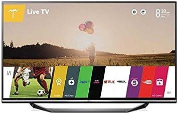 TV LG 49UF770 V UHD 4 K – 124 cm: Amazon.es: Electrónica