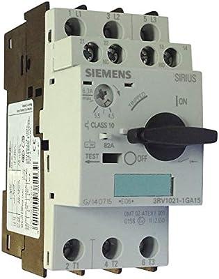 Siemens Sirius INTERRUTTORE 3rv1021-1aa15