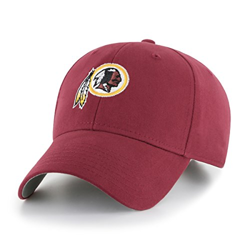 NFL Washington Redskins Children Cinch Ots All-Star MVP Adjustable Hat, Kids, Cardinal