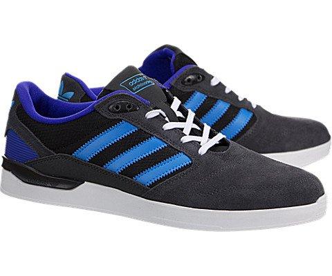 e92dd86ace69 Adidas Zx Vulc Shoes Solid Grey Solar Blue Night Flash Mens - Buy Online in  UAE.