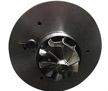 GOWE turbo CHRA láser gt1549 V 700447 - 5008s/700447 Turbocompresor para BMW 318d 320d, 520d, 1998- E39 E46 m47d 2.0L: Amazon.es: Bricolaje y herramientas