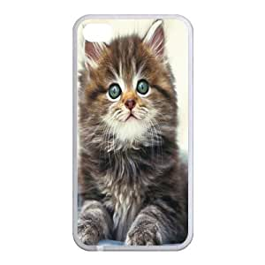 Custom Cat Back case for iphone4,4S JN4S-302