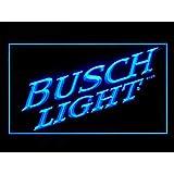 Busch Lite Beer Vintage Bar Led Light Sign