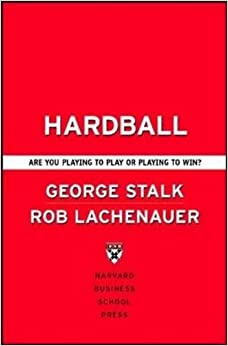 image for Hardball: Are You Playing to Play or Playing to Win