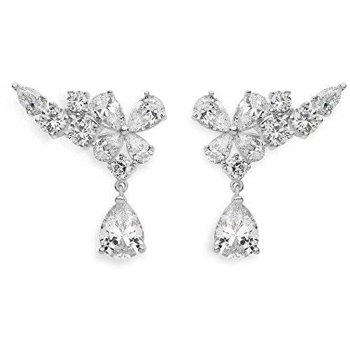 Boucles d'oreille Femme Bijoux Comete Papillons Casual Cod. Maintenant 125