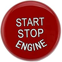 KNOSSOS Car Engine Start Stop Switch Button Replace