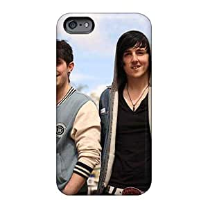 Iphone 6plus ChJ15476BDKM Support Personal Customs Stylish Mcfly Band Pictures Best Hard Phone Cover -JonBradica