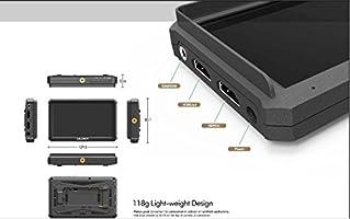 Lilliput A5 - Monitor de cámara 4K con resolución nativa 1920 x ...