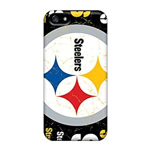 Pittsburgh Steelers Cases Compatible With Iphone 5/5s/ Hot Protection Cases