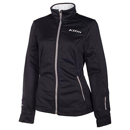 Klim Whislter Womens Jacket -XX-Large / Black by Klim