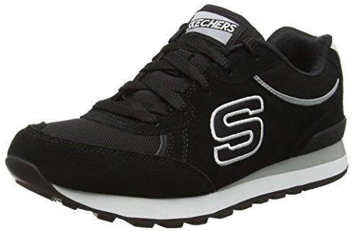 Skechers Retros OG 82 Classic Kicks - Zapatillas Mujer Negro (Black)