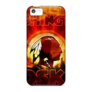 For iPhone 5 5s Protector Cases Washington Redskins Phone Covers