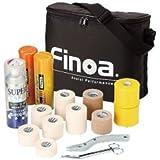 Finoa(フィノア) トレーナーズバッグキット ブラック 950
